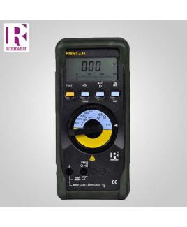 Rishabh LCD Insulation Tester - Rish insu 10