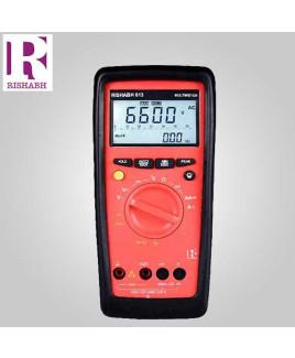 Rishabh Digital LCD Multimeter - 613
