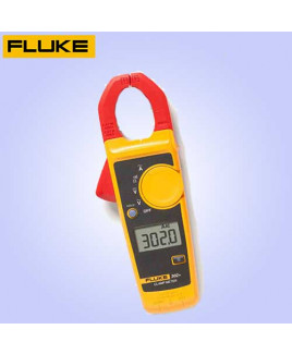 Fluke Digital LCD Clamp Meter-302+