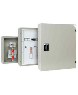 Schneider IP43 12 Way Distribution Board-A9HSND12