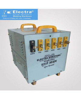 Electra Mugle Azam Super Deluxe Transformer Based Welding Machine-350A