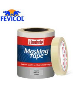 SteelGrip 24mmx30mtr Masking Tape (Pack Of 6)