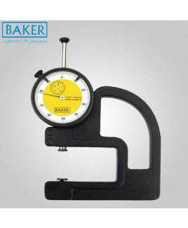 Baker 5mm Dial Thickness Gauge-130-K130/7