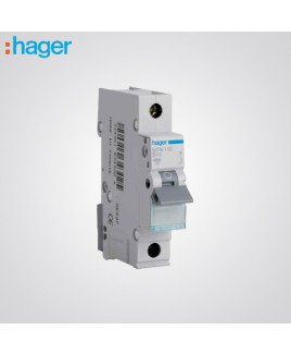 Hager 1 Pole 6A MCB-NCN106N