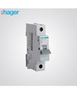 Hager 1 Pole 10A MCB-NCN110N