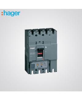 Hager 3 Pole 40A MCCB-HDA040U