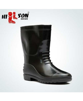 Hillson Size-9 Gumboot Double Density Safety  Shoe-Chota Hathi