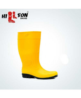 Hillson Size-7 Gumboot Double Density Safety  Shoe-Phantom-411