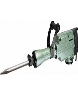 Hitachi 1240 W 1400 RPM Demolition Hammer Drill-PH65A