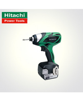 Hitachi 6-14 mm Cordless Impact Driver-WH14DL2