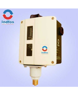 Indfos Pressure Switch 0.2-6 Bar - RT-200PB
