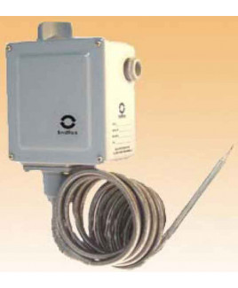 Indfos Temperature Switch 25-90°C Capillary Length 3M-RT-101(3M)