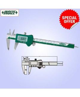 "Insize 0-200mm/0-8"" Electronic Digital Caliper-1112-151"