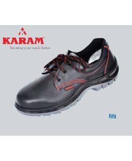 Karam Size-6 Smart Deluxe Executive Shoe-FS 01