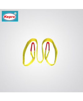 Kepro 1 Ton Capacity And 4 Mtr. Length Polyster Webbing Sling