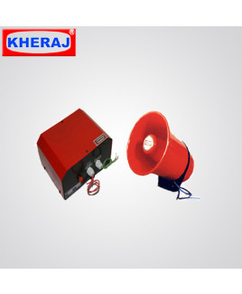 Kheraj Single Tone Electronic Siren-ES-050