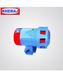 Kheraj Horizontal/Vertical Single Mounting Single Phase Electrically Operated Siren-SS-150