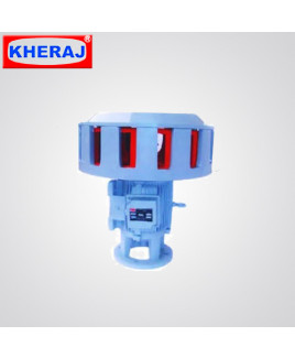 Kheraj Vertical Single Mounting Three Phase Electrically Operated Siren-VST-100