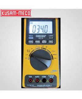 Kusam Meco Professional Grade Digital Multimeter-KM 19