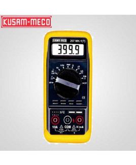 Kusam Meco Industrial Grade Digital Multimeter-207-MK-1(T)