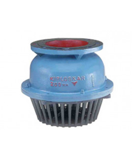 Kirloskar 80 mm Foot Valve-IS:4038 PN0.2