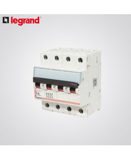Legrand 3P+N Pole 40A DX3 MCB-4086 81