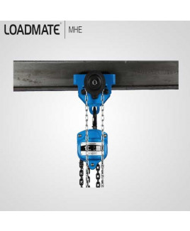 Loadmate 1 Ton Capacity Chain Pulley Block-CPB 0101