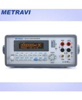 Metravi 6-1/2 Digits Bench Type Multimeter-M-3510A