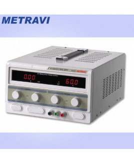 Metravi 0-30V DC Regulated Power Supply-RPS-3020