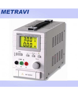 Metravi 0 ~ 60V DC Regulated Power Supply-RPS-6005