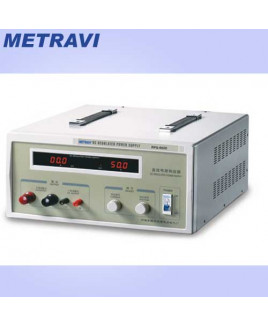 Metravi 0-60V DC Regulated Power Supply-RPS-6020