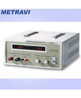 Metravi 0-60V DC Regulated Power Supply-RPS-6030
