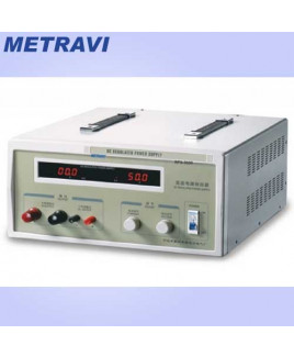 Metravi 0-30V DC Regulated Power Supply-RPS-3030
