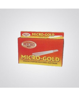 Micro Gold 4x450 mm Mild Steel Welding Rod-MICRO GOLD 6013