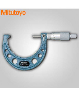 Mitutoyo 50-75mm Outside Micrometer - 103-139
