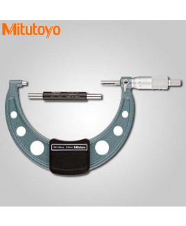 Mitutoyo 100-125mm Outside Micrometer - 103-141-10