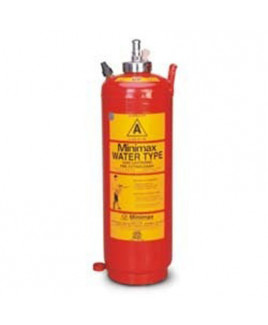 Minimax Water CO2 Type Fire Extinguisher 9 Ltr