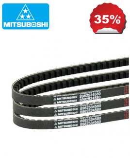 Mitsuboshi AVX 10x635 Raw Edge Cogged Belt-RECMF 1250