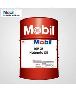 Mobil DTE 25 46 Hydraulic Oil-208 Ltr.