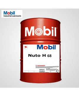 Mobil NUTO H 68 Hydraulic Oil-208 Ltr.