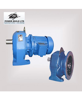 PBL A Series 0.5 HP Foot Mounted Gear Box-B 025 L0.4