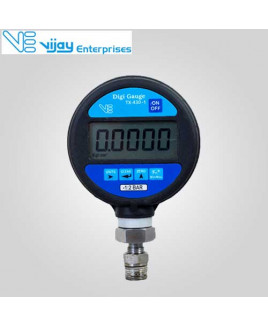 Vijay Digital Pressure Gauge (-1)- 6  Bar-TX 430