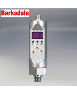 Barksdale Pressure Switch 0-400 Bar,with 2 switching point-SW2000