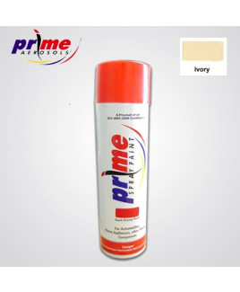 Prime Aerosol Ivory All Purpose Spray Paint-Pack Of 25