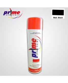 Prime Aerosol Matt. Black All Purpose Spray Paint-Pack Of 25