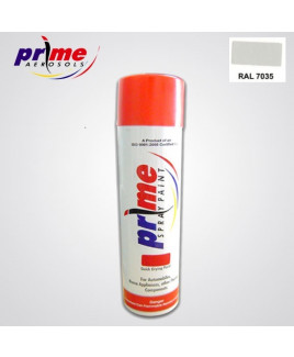 Prime Aerosol RAL 7035 All Purpose Spray Paint-Pack Of 25