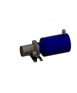 HPP 3 LPM 1.6 kW 250 Bar Pump Motor Unit-DC Power Pack