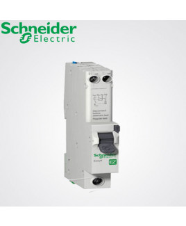Schneider 1P+N Pole 40A RCBO-A9N19669