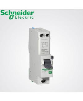 Schneider 1P+N Pole 40A RCBO-A9N19689