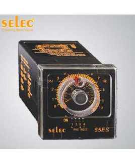 Selec Panel Mounted Timer-55ES-P8-230